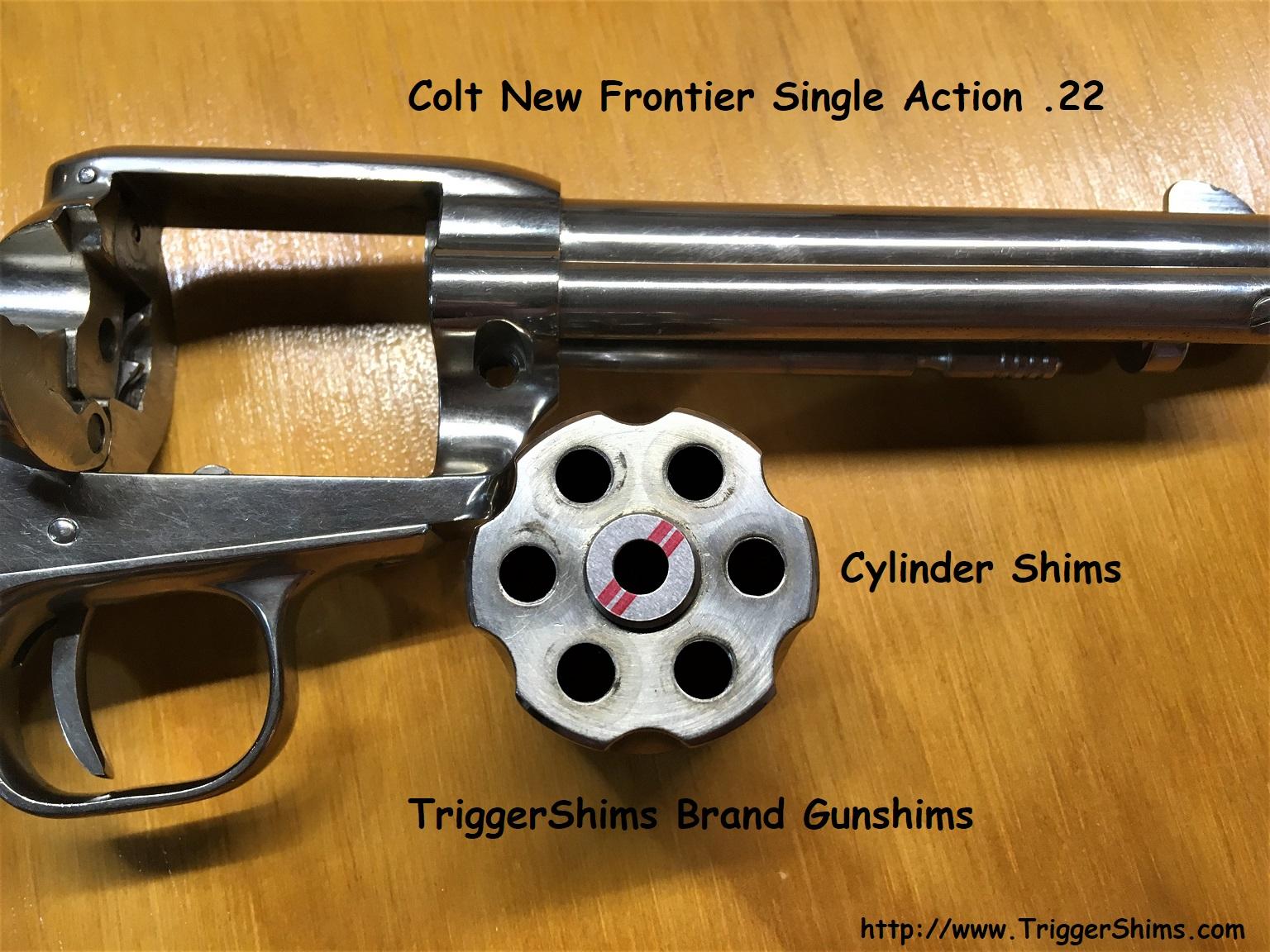 Colt Revolver Shim Kits and Springs