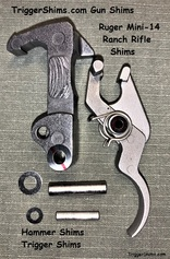 Mini-14 Hammer Shims