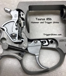 Taurus 856 Hammer and Trigger Shims