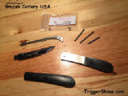 Knife Maker Shims