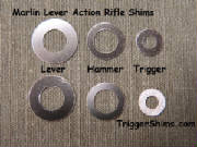 Marlin Lever Action Rifle Shims