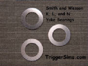 Smith and Wesson Yoke Bearings