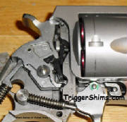 Taurus 85 Trigger and Hammer Shims