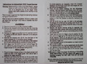 VC10TH Instructions