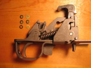 mini 14 trigger shims
