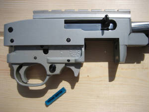 Ruger 10/22 Receiver and Trigger Housing