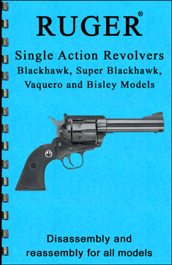 Ruger Single Action Gun Guide