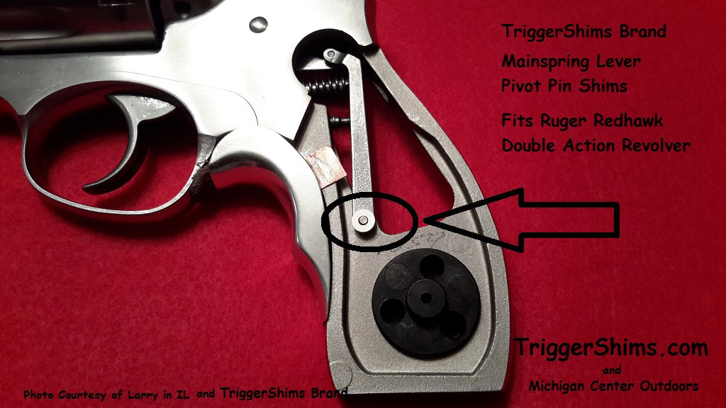 Ruger Double Action