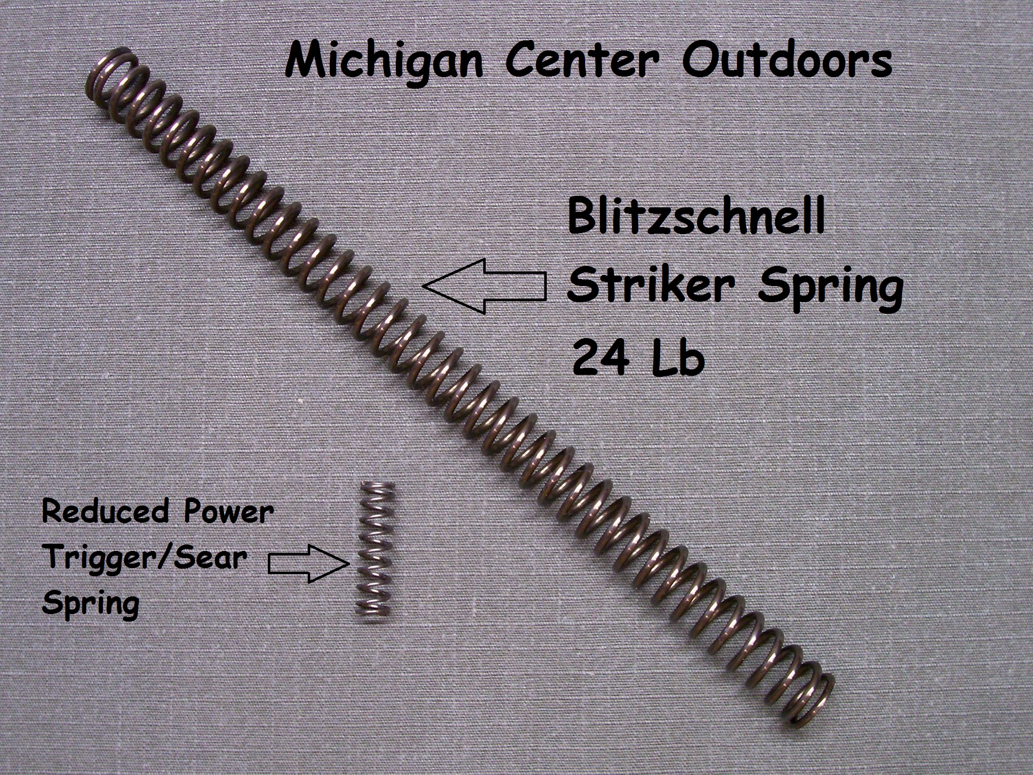 Wolff Gun Springs at TriggerShims